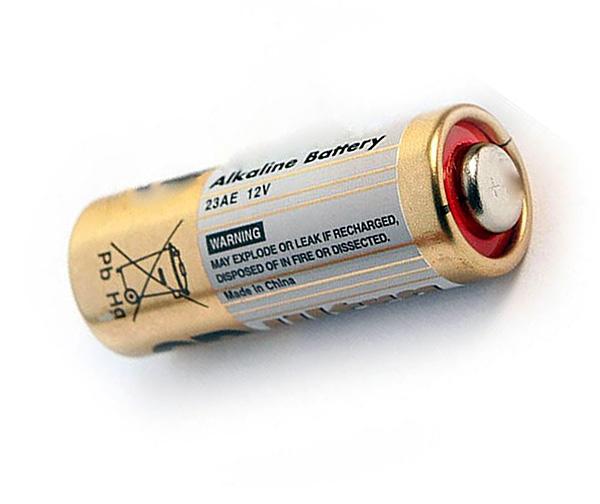 GP23AE High Voltage 12V Batteries for Key Fob Remote GP 23A MN21 A23 V23GA VR22