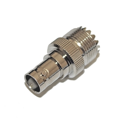 BNC Female Jack to UHF SO239 Adapter