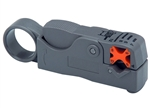 Coax Cable Stripper for RG-6, RG-58, RG59, RG-8X Adjustable