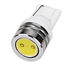T10 194 Wedge Base COB LED Light 12VDC SMD Cool White 5500K