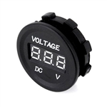 Digital Display DC 0-30V LED 3-Voltage Voltmeter
