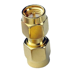 ShineBear 1pc SMA Male to Male Plug Adapter SMA Male to SMA Male Plug RF Coaxial Connector Straight Gold Plated Converter Cable Length: Other