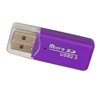USB 2.0 MS SD Mini Micro Memory Reader