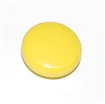 Four Wheel Drive Gear Knob - Yellow - For Land Rover Series