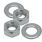 door top Nuts and Washers (enough for 1 door top) For 2X Series