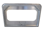 Galvanised Lift Up Catflap Tailgate Door to fit Land Rover Series 2 2a 3 & Defender