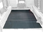 Rear Loadspace Floor Mat - For Series SWB / Defender 90 Only