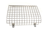 2 x Galvanised Headlamp Guards - Series Model