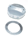 Fuel Filler Cap - Two Pin Style For Land Rover Series