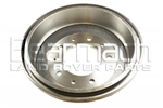 Front Brake Drum for Land Rover Series 2 - for Early Series 2 with Different Wheel Studs