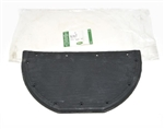 Side Step Rubber Mat for Land Rover Series 2, 2A and 3 - Genuine Land Rover