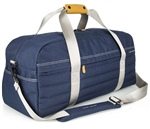 Nylon Holdall in Navy and Grey - For Land Rover, Genuine Land Rover Gear