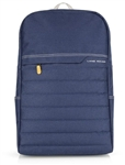 "Nylon Back Pack in Navy and Grey - With 16"" Laptop Sleve - For Land Rover, Genuine Land Rover Gear"
