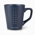 Matte Stoneware Mug in Navy - For Land Rover, Genuine Land Rover Gear