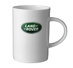 Corporate Mug - White with Logo For Land Rover