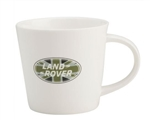 Union Jack Mug - In White For Land Rover