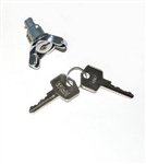 Ignition Barrel and Key - For Diesel 1968-1971 For Land Rover Series 3