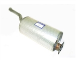 Exhaust Silencer - Fits All Short Wheel Base and Fits Long Wheel Base from 1954-1964 For Land Rover Series
