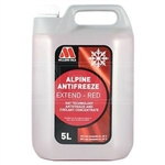 Millers Oil - 5L Red Antifreeze Extend (5 Litres)
