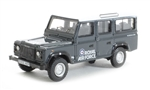 Oxford Diecast For Land Rover Defender Station Wagon RAF - 1:76 Scale