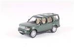 Die-Cast For Land Rover Discovery 4 in Aintree Green - Scale 1:76
