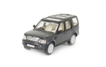 Die-Cast For Land Rover Discovery 4 in Baltic Blue - Scale 1:76