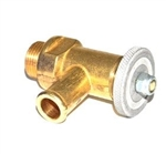 Heater Water Valve / Tap - 1958-1971 For Land Rover Series