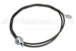 Speedo Cable for Series 3 Land Rover - Speedometer Cable for Right Hand and Left Hand Drive 4 Cylinder