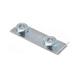 Captive Nut plate for Roof Side L Mounting Bracket (S)
