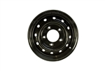 "Black HD Wolf Steel Wheel 16"" x 6.5"""