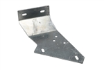 RH Chassis to Bulkhead Footwell Bracket Galvanised (S)