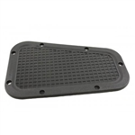 LH Wing top blacking plate for LHD Def models