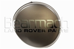 Defender Wheel Cover (205 X 16 ) Without For Land Rover Picture In Hard Plastic