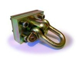 Swivel Shackle - Heavy Construction With Point Fixing