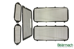 Window Exterior Grille kit
