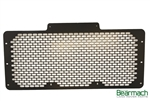 Grille Front Black P/Coated