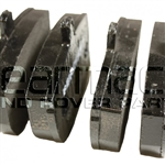 Brake Pads - Front - Ferodo with Clips
