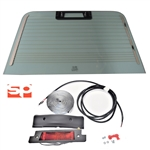 Heated high Level brake light Glass CONVERSION KIT 83-02