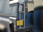Galvanised Rear Defender Ladder - Will Fit For All Defender Models and Land Rover Series