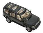 Die-Cast Model for Land Rover Discovery 4 in Baltic Blue - Scale 1:76