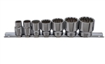 3/8 Drive Socket Set - British Standard Measurements