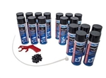 Dinitrol Rust Proofing Kit for Land Rover - Cavity and Underbody Sealing New Car Kit - NOT FOR SALE OUTSIDE OF UK.