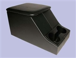 Cubby Box - Black Base With Black Top - Can Also Be Fitted For Series, Defender