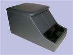 Cubby Box - Grey Base With Grey Top - Can Also Be Fitted For Series, Defender
