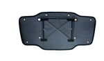 Radiator Muff for Land Rover Series 3 & Late 2A - In Black