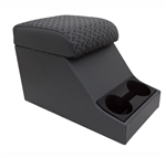 Chubby' Cubby Box - Grey Base With High Top Techno Lid - Can Also Be Fitted For Series, Defender