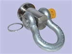 Swivel Recovery Eye - Stainless Steel