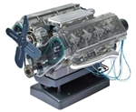 Haynes Build Your Own V8 Engine Model - Collectable and Details Die-Cast 1:24 Model