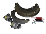 Series 2 & 3 Rear Brake Cylinder and Shoe Kit - Short Wheel Base - Fits up to June 1980 - Aftermarket or OEM Available
