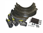Land Rover Series 3 Rear Brake Cylinder and Shoe Kit - SWB From 1980 - Aftermarket and OEM Available
